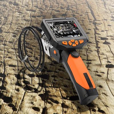 Een mini-camera voor diagnose van dakstructuur, etc...